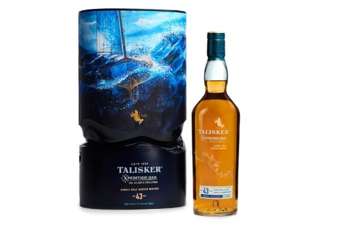 Talisker – old whisky