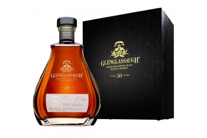 Glenglassaugh 50 Year Old – old whisky